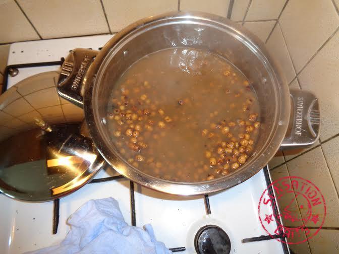 Tigrismogyoró főzés, tippek, trükkök