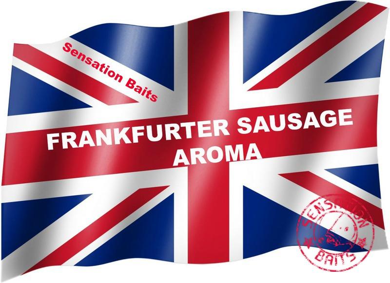 Frankfurter sausage bojli aroma frankfurti kolb sz bojli for Aroma frankfurt
